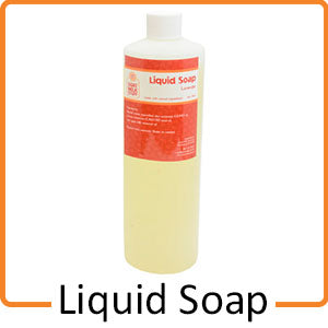 liquid goat milk soap
