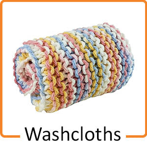 Jonas Children Washcloths