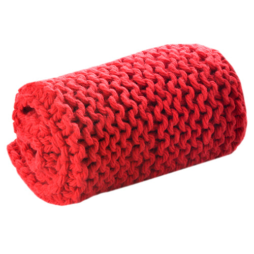 Washcloth Red