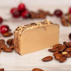 goat milk soap almond standard