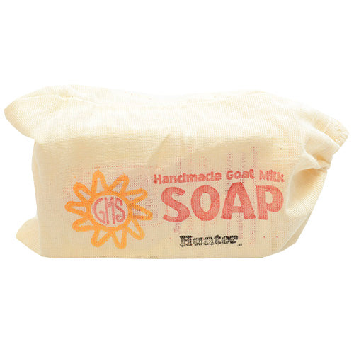 Goat Milk Soap Hunter (Dirt Scented) Bag
