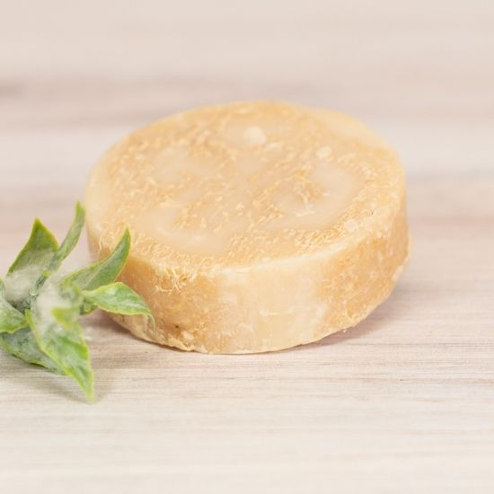 goat milk soap luffa tea tree