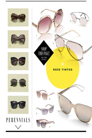 grazia zero sunglasses guide
