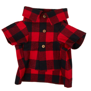 Great Plains Flannel Shirt