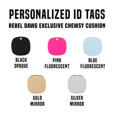 Personalized Cushion Tag