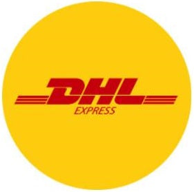 Expedited shipping via DHL