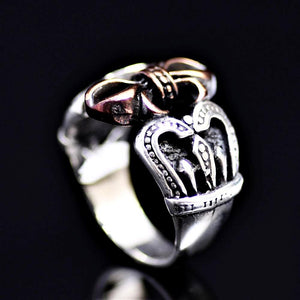 Celtic Knot 925 Sterling Silver Signet Ring