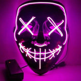 ZforZombies™ LED PURGE MASK