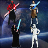 New 2017 Star Wars Costume Soldiers Clothing Adult Cosplay Stormtrooper Halloween Costumes Women Men Party Fancy Dress