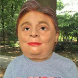 DONALD TRUMP - HILLARY CLINTON MASK - FREE SHIPPING! GET IT IN TIME FOR HALLOWEEN!
