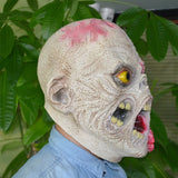 2017 Funny Party Mask Men Latex Mask Goblins Horror Mask Creepy Costume Party Cosplay Props Scary Mask for Halloween Terror T3