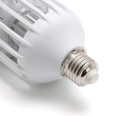 Zapping Pest Control Lightbulb