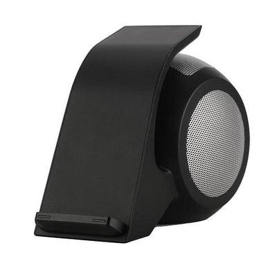 Bluetooth Speaker w/ Wireless Charging