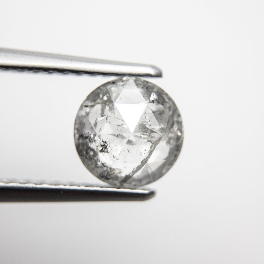 1.24ct 6.85x6.81x3.45mm Round Double Cut 18094-32