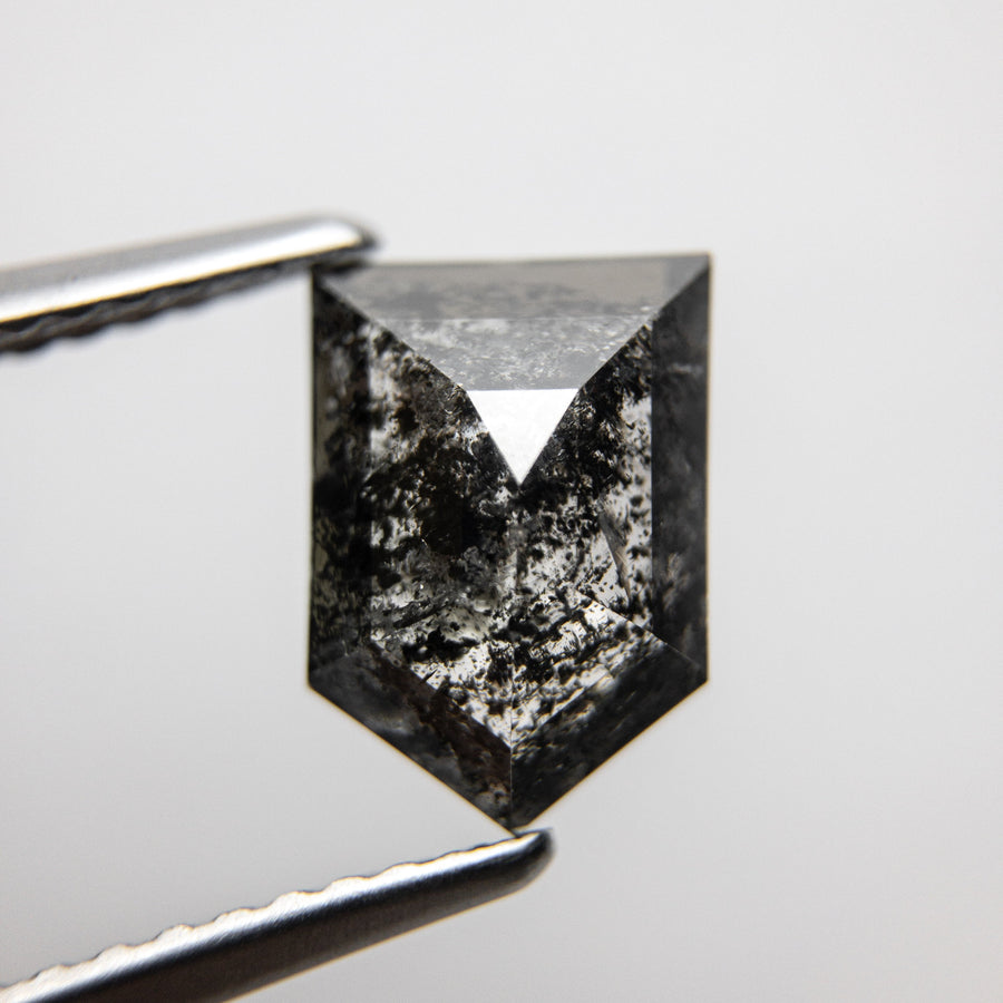 2.19ct 9.45x6.67x3.54mm Shield Rosecut 18400-07