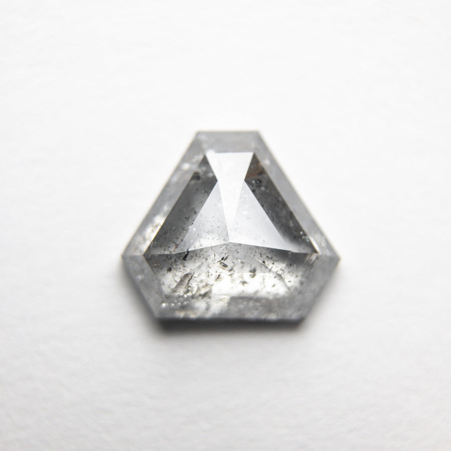 1.22ct 8.20x7.05x2.65mm Shield Rosecut 18400-09