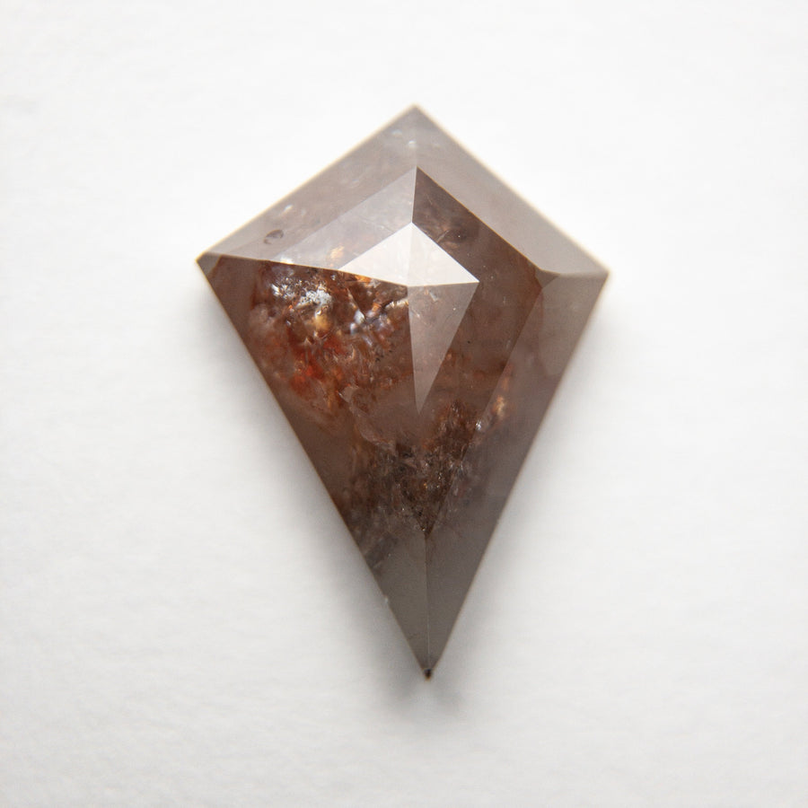 2.59ct 12.38x9.03x3.81mm Kite Rosecut 18414-04