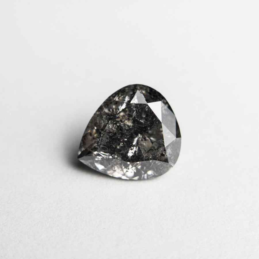 1.41ct 7.83x7.07x4.11mm Pear Brilliant 18452-04 Hold D1734