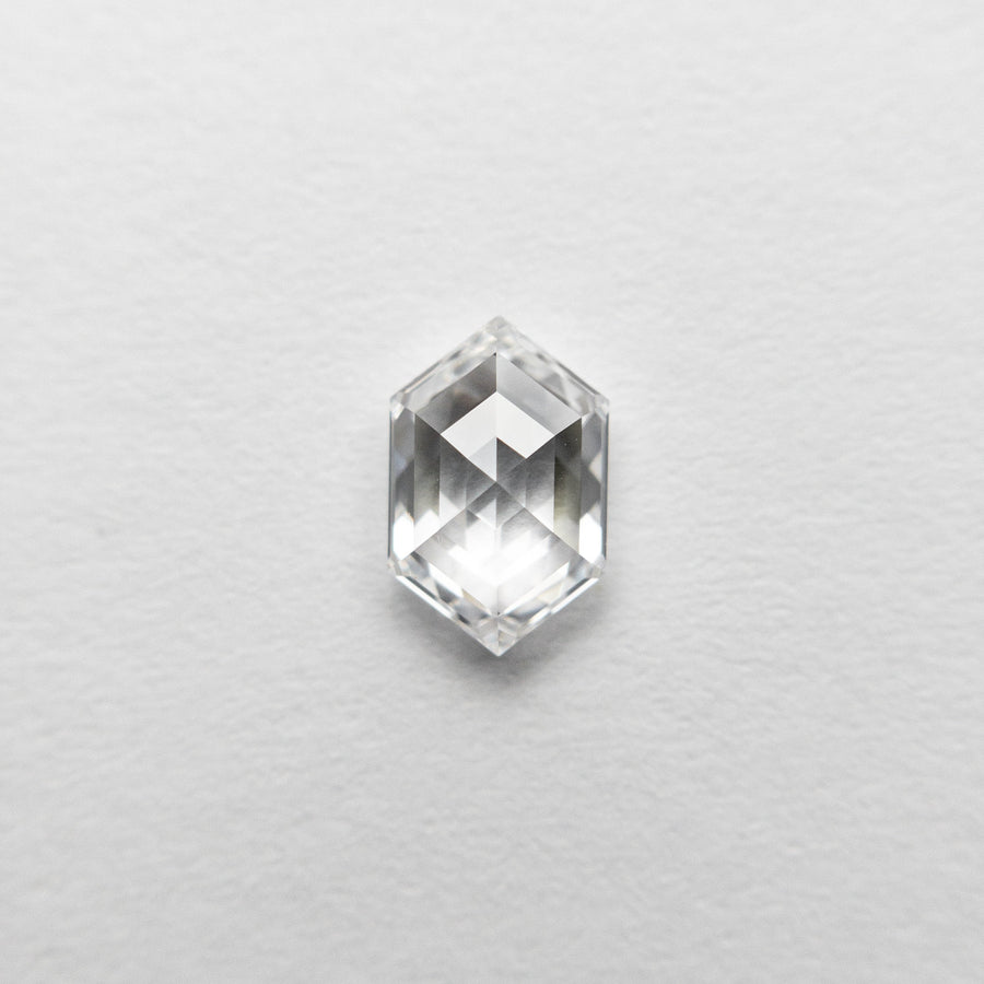 0.53ct 6.49x4.16x2.40mm VS1 E Hexagon Rosecut 18458-15 🇷🇺