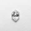 0.65ct 6.89x4.56x2.79mm SI1 E Hexagon Step Cut 18470-02