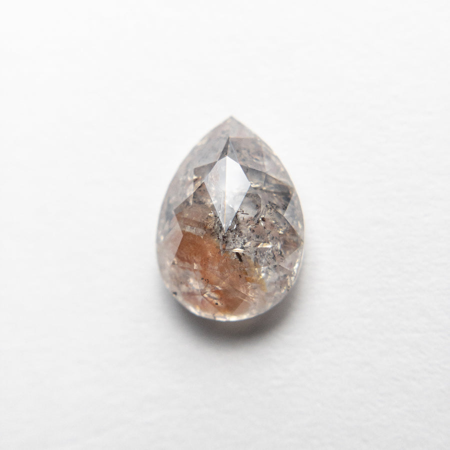 1.51ct 8.57x6.20x3.35mm Pear Double Cut 18550-04