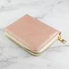 ZIPPER CLUTCH JEWELRY CASE | PINK & GOLD
