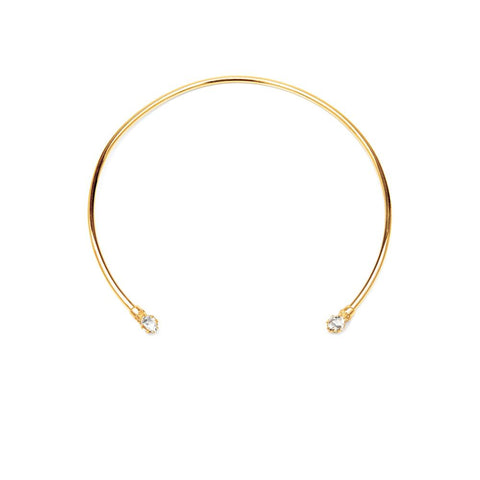 Necklace - PASSAGE COLLAR | 14K GOLD