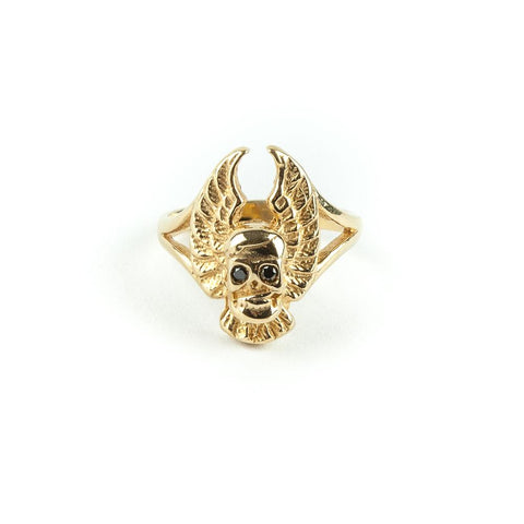 Rings - REBEL RING IN GOLD