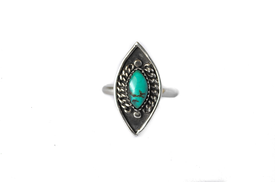 Valiant Ring- Turquoise