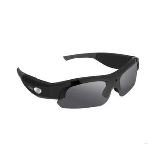 Sunglasses with Action Camera
