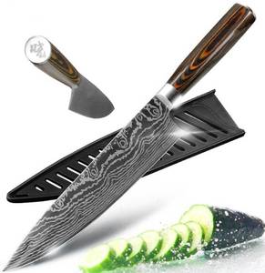 Stainless Steel Japanese Kitchen Knife / Knife Set