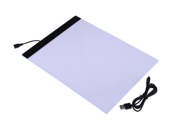 LED Light Pad for Drawing