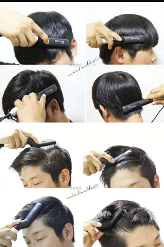 Quick Hair Styler for Men  - Hair Straighteners