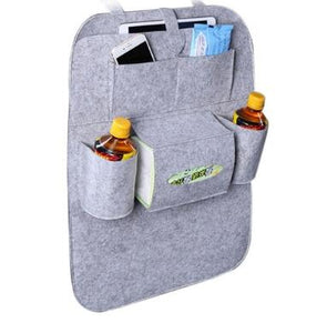 Multi-Purpose Auto Car Seat Organizer Bag