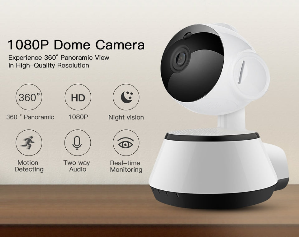 SDETER Wireless Security Camera IP Camera WIFI CCTV Camera
