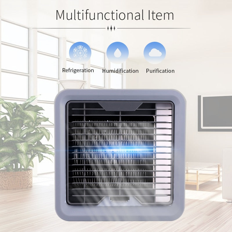 The Amazing Portable Air Conditioner