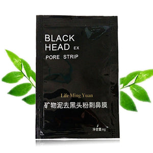 10pcs Remove High Quality Mineral Mud Nose Blackhead Removal Strips