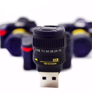 Camera USB Flash Drive Memory Stick
