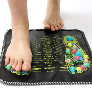 Reflexology Foot Massage Stone Mat