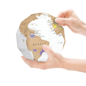 TRAVEL & SCRATCH GLOBE