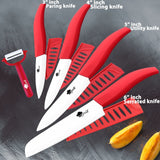 Chef's 5 Piece Knife Set