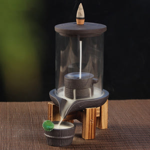 Backflow Incense Burner