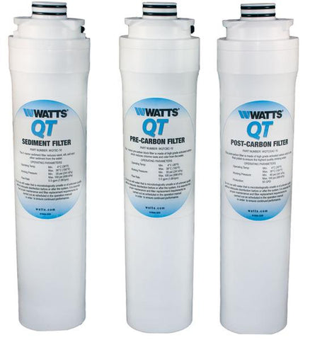 Watts QT Filters