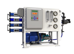 Axeon Sea Water Reverse Osmosis System