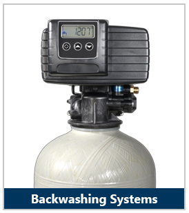 Backwash Water Systems