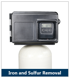 Iron Removal Water System