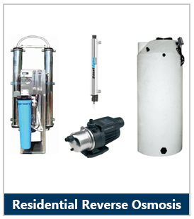 Whole Home Reverse Osmosis