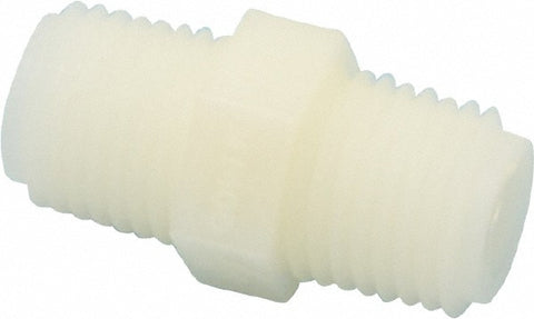Water Softener Housing Nipple Fitting | Plastic Nipple Water Softener Fitting | John Guest