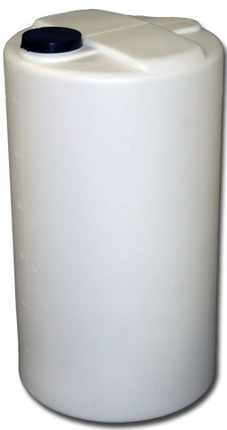 15 Gallon Chemical Feed Tank | Chemical Injection Water Feed Tank | Reverse Osmosis Chemical Feed Tank
