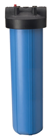 "Pentek Big Blue Water Housing | 150236 | 20"" Water Filter Housing 